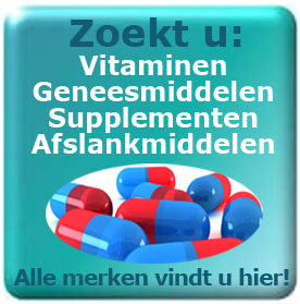 Vitaminen,supplementen,geneesmiddelen,afslankmiddelen